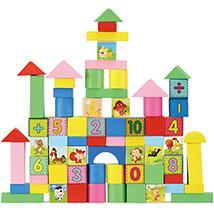 Colorful Castle Blocks, Baby and Toddler Educational Toys