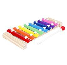 Baby Octave Wooden Instrument Toy for Early Education