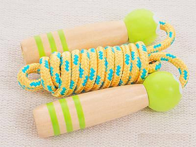 Wooden Handle Jump Ropes